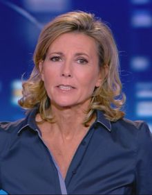 Claire Chazal 19-11-2011 - 20h - HD