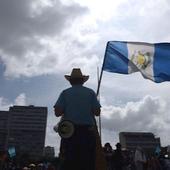Nouvelles manifestations au Guatemala