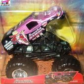 SCARLET BANDIT MONSTER JAM HOT WHEELS 1/64 - car-collector.net