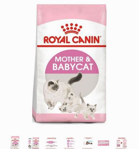 Besoin de croquettes chatons 1er âge  ROYAL CANIN  MOTHER BABY CAT