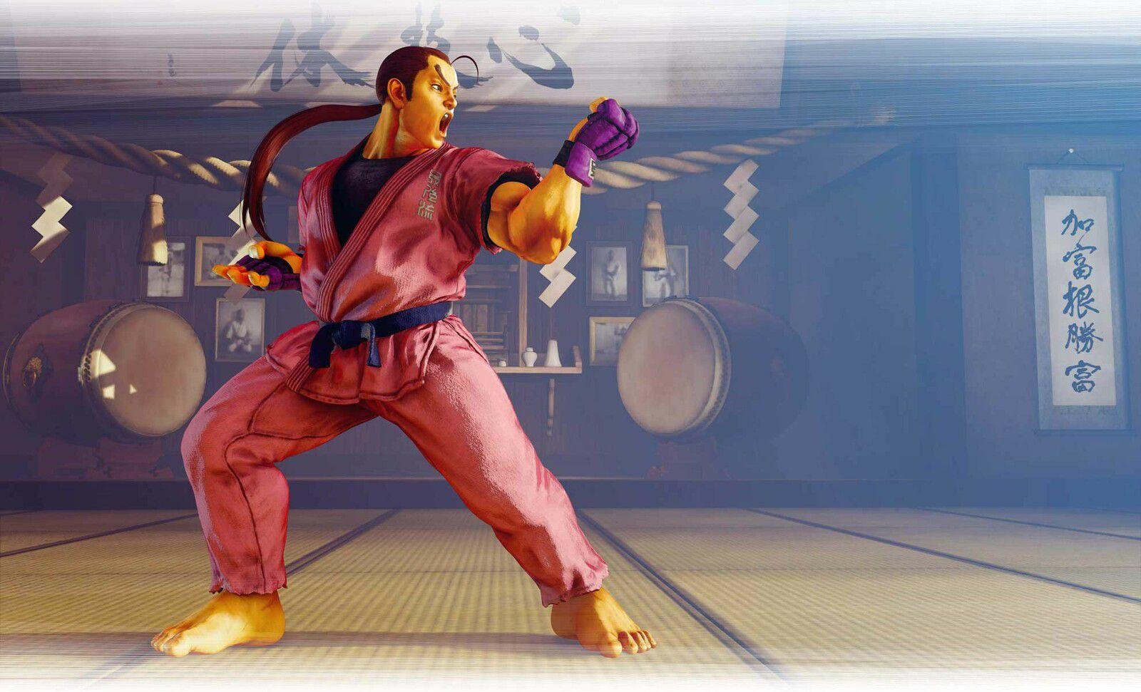 [TEST] STREET FIGHTER V CHAMPION EDITION - DLC - SEASON PASS 5 - PS4
