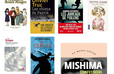 Lectures et challenge / Avril 2021