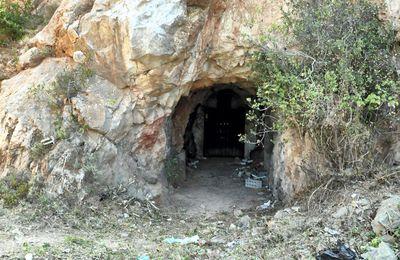 La grotte sanglante