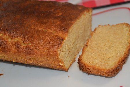 Cake compote sans oeufs et sans beurre