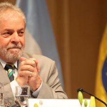 Déclaration de soutien Lula au Venezuela, et sa condamnation de l'action des États-Unis contre ce pays