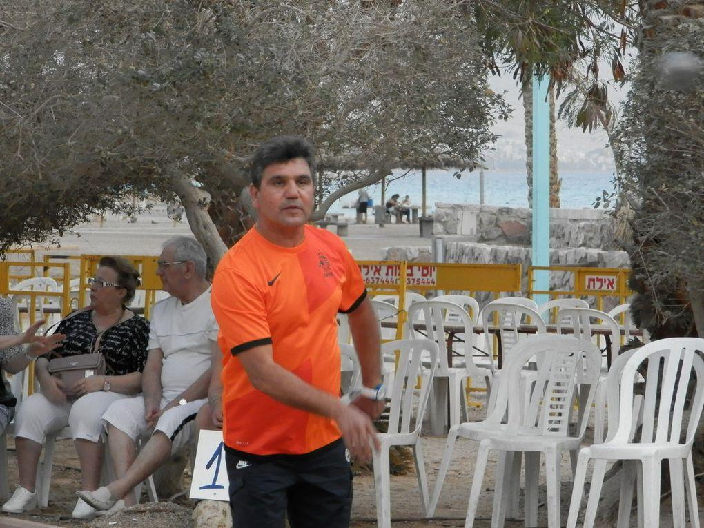 """La """"Jeunesse Israélienne"""" sur le Podium au Tir de Précision"""