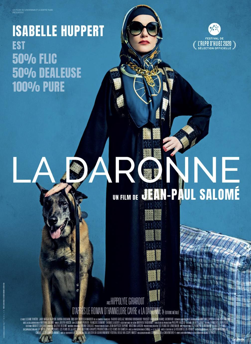 Critique Ciné : La Daronne (2020)
