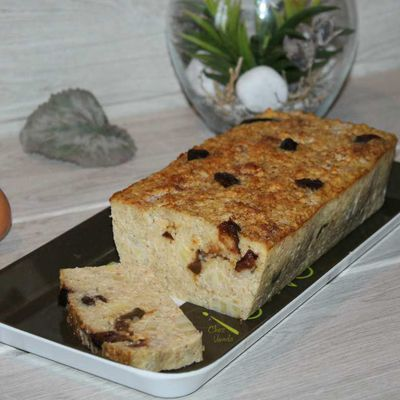 Breadcake( aux flocons d'avoine)