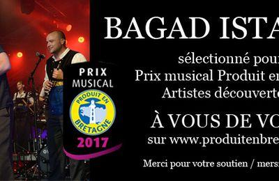 Prix musical Produit en Bretagne