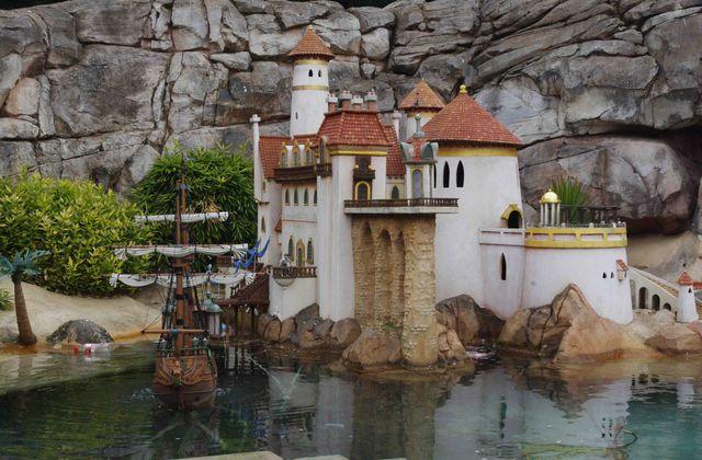 Dans un monde magique (Walt Disney inside)