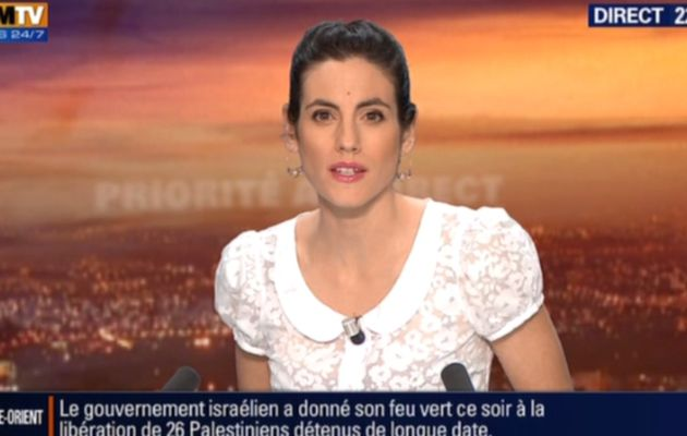 2013 10 27 - 22H00 - PERRINE BRAMI - BFM TV - WEEK-END 360