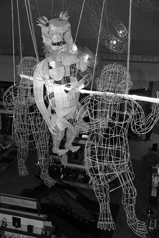 Sculptures de Ai Weiwei