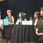 Table de discussion d'auteurs organisée par la librairie Larico - Les chroniques de passy