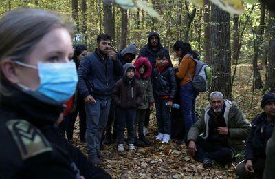 Migrants : la Pologne envoie un renfort de soldats à la frontière avec la Biélorussie