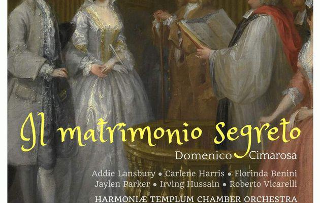 Cimarosa and Perugini: a masterpiece