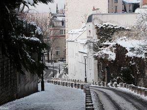 L'hiver en pente douce (2)