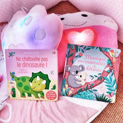 Eveiller les sens de vos enfants avec les Editions Usborne