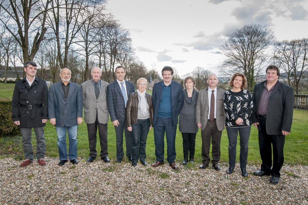 L'année 2014 à Hautot-sur-Seine