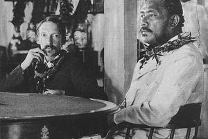 Interview de Robert Louis Stevenson par Ludivine