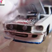 1967 FORD MUSTANG GT MAISTO 1/64 - car-collector.net