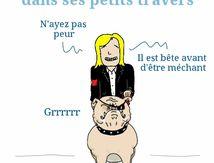 Papa Le Pen retombe dans ses petits travers