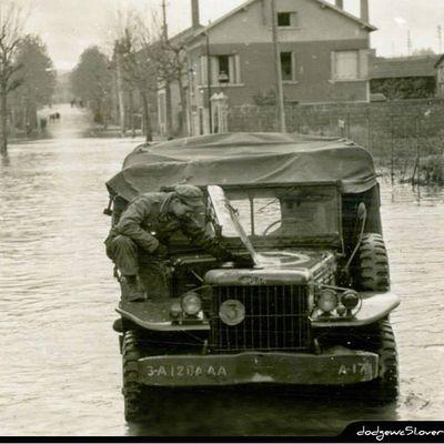 Nancy, France 1944