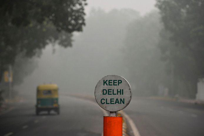 Airpocalypse à New Delhi: le ministre de la Santé à trouver la solution, manger des carottes