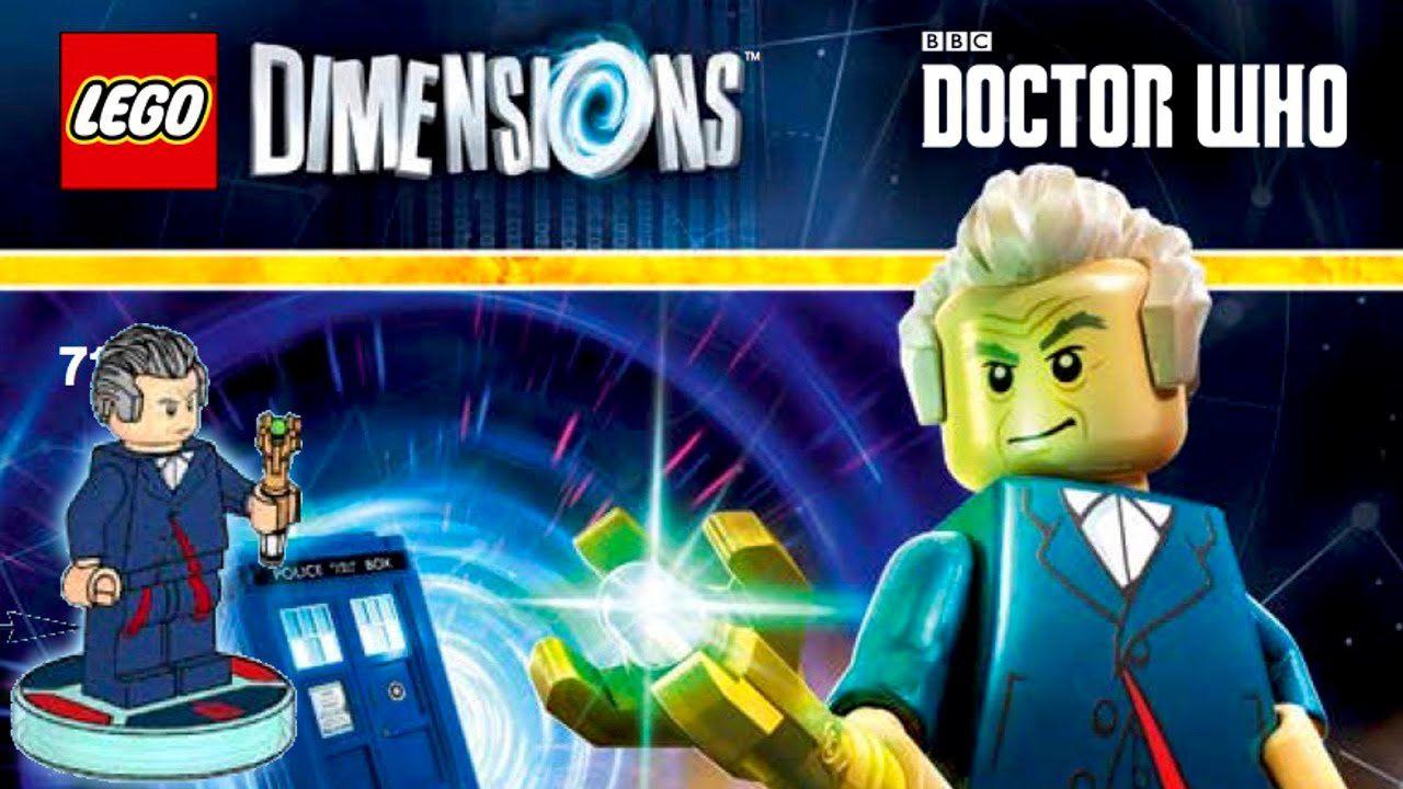 Le Docteur WHO dans #LEGO Dimensions !