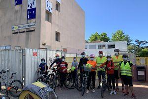 Les élèves de la section sportive badminton ont réalisé la 2ème étape du projet «Chacun son Tour».