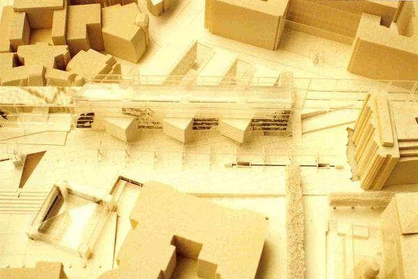AGENCE D'ARCHITECTURE GHIULAMILA & ASSOCIES Alexandre Ghiulamila, Emmanuel Crivat MENTIUNE SPECIALA A MINISTERULUI CULTURII PREZENTAREA PROIECTULUI