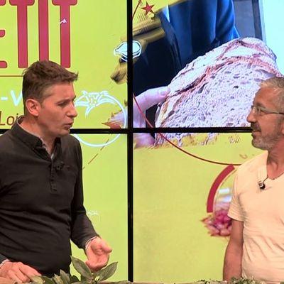 """Les jardins Volpette dans l'émission """"appétit"""" sur TL7, regardez l'émission"""