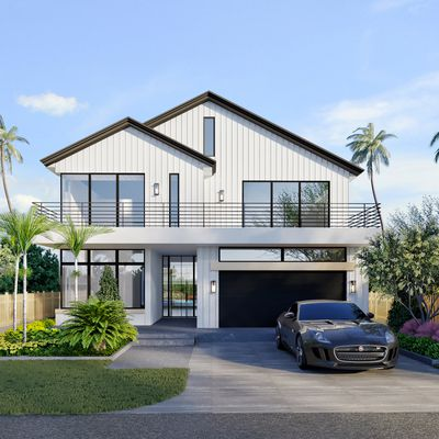 3D Rendering Services for Real Estate Home Builders and Developers