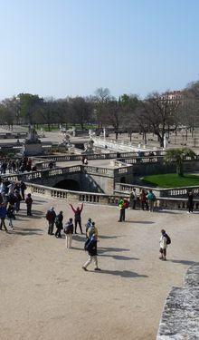 Dimanche 7 avril : Randonnée citadine à Nimes