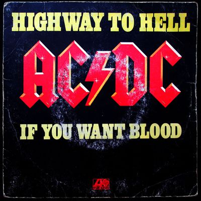 AC/DC - Highway to hell - 1979