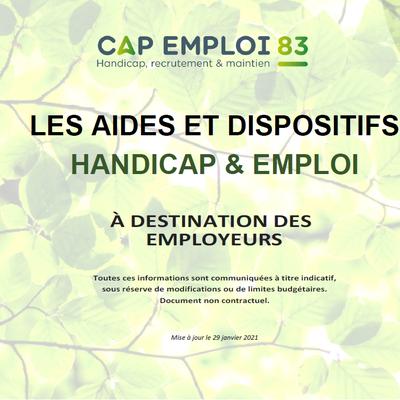 Panorama des aides et dispositifs pour réussir le recrutement et l'intégration de travailleurs handicapés.