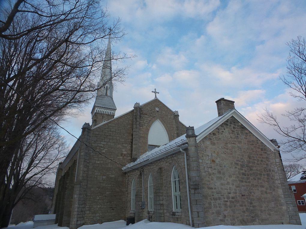 Les églises de Westport