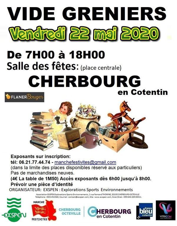 Salon du vinyle - AGENDA - 2020 en COTENTIN - idée sorties / vide greniers / SALON divers ! DATES !
