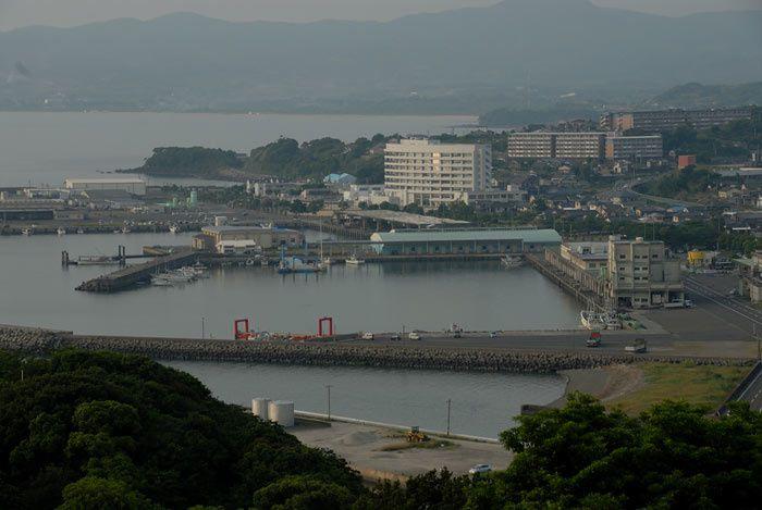 Makurazaki , Akune , Nagasaki