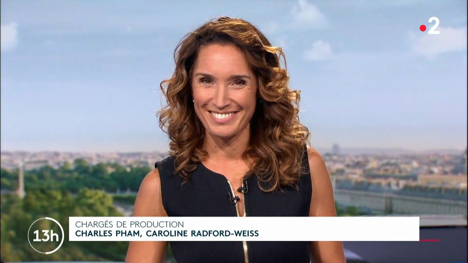 Marie-Sophie Lacarrau - 1er Septembre 2020