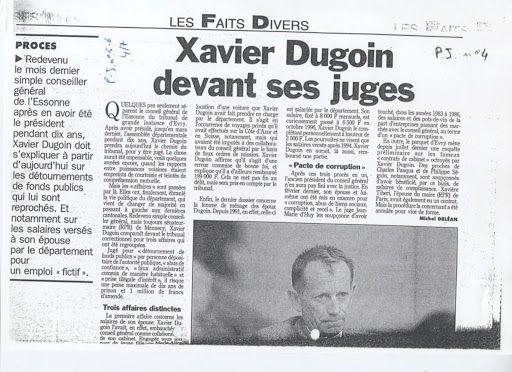 rapport de la cour régionale des comptes sur la gestion du siredom par X.Dugoin