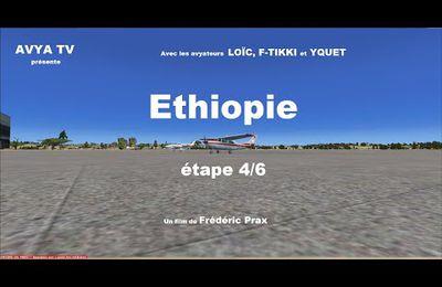 Ethiopie étape 4/6...