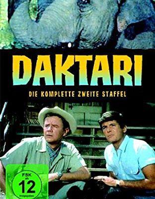 L'Allemagne édite les saisons 2 à 4 de Daktari avec VOST, VO anglaise