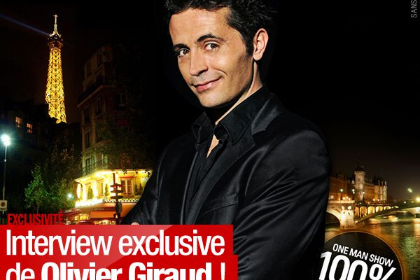 Interview exclusive de Olivier Giraud ! #HowToBecomeParisianInOneHour
