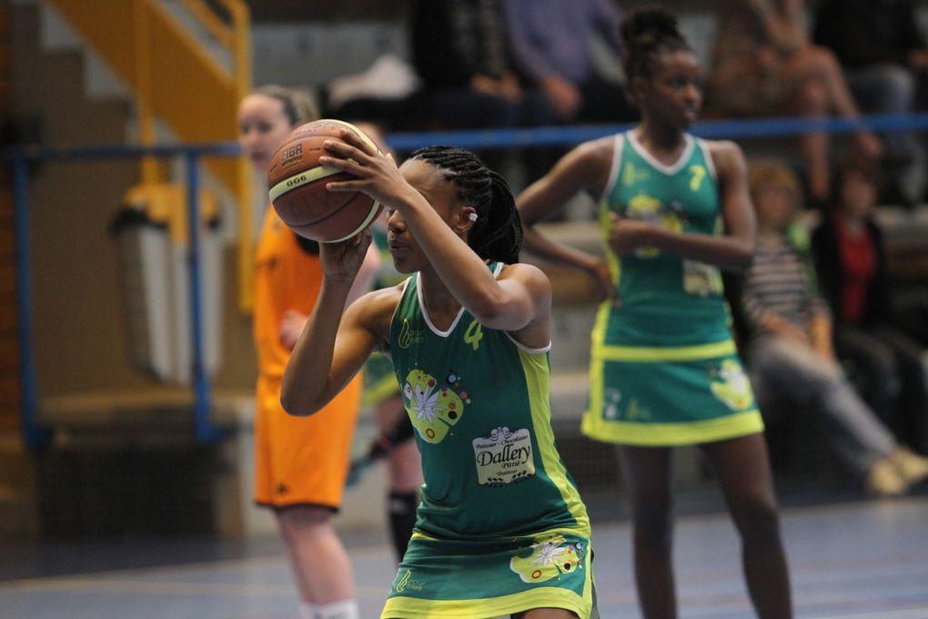 L'ALVP Basket n'à plus qu'à vaincre Veauche pour accrocher les play-off