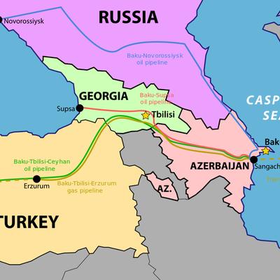 Arménie–Azerbaïdjan   Une petite guerre impérialiste?