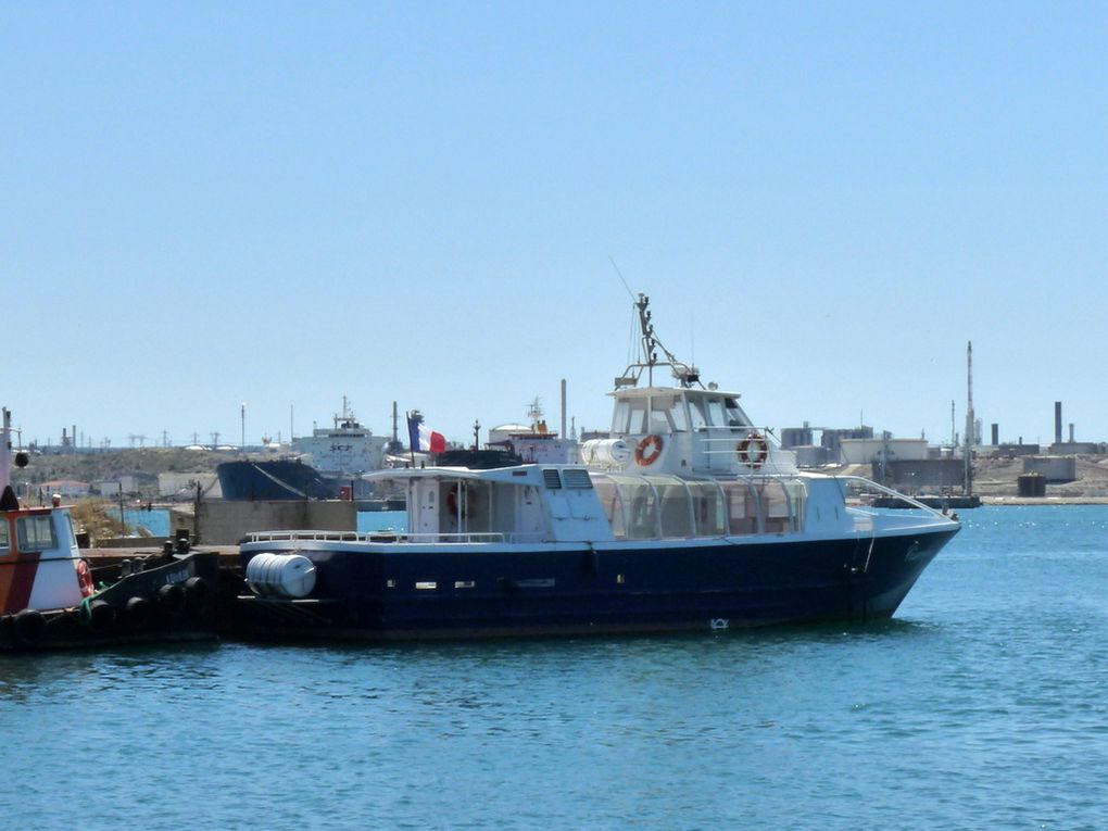 CISAMPO , pour la visite de Martigues et du golfe de Fos sur Mer