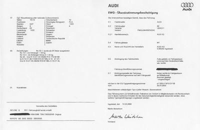 Certificado de Cumplimiento coc