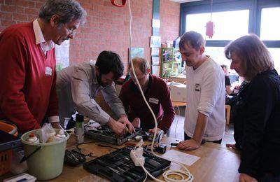 Fünftes Veitshöchheimer Repair Café: Wieder etliche Mängel behoben
