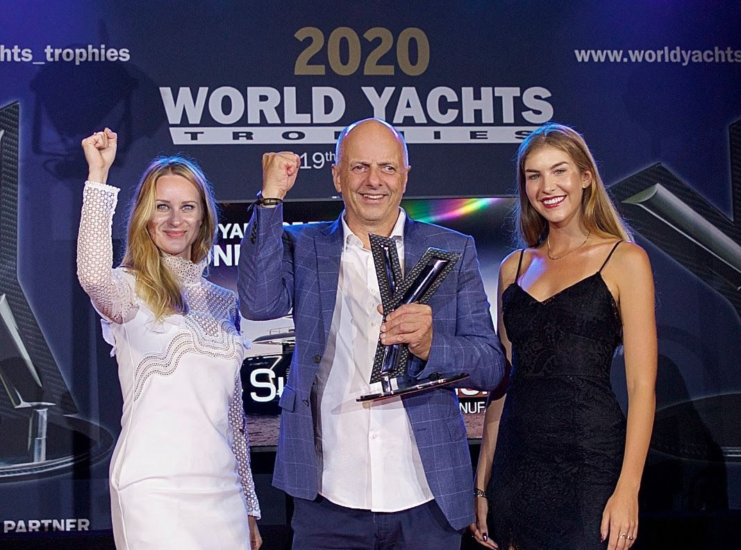 Sunreef Yachts vince 2 World Yacht Trophies 2020 per il suo fortissimo slancio