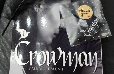 Crowman tome 1 - Lucie F. June
